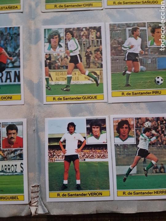 Álbum de fútbol completo: Album completo liga este 81 82 1981 1982 con cromos dificiles - Foto 18 - 95347150