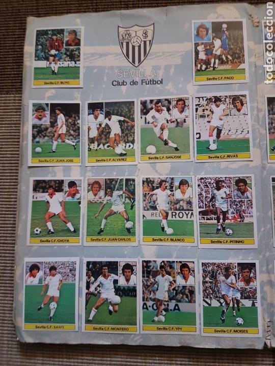 Álbum de fútbol completo: Album completo liga este 81 82 1981 1982 con cromos dificiles - Foto 19 - 95347150