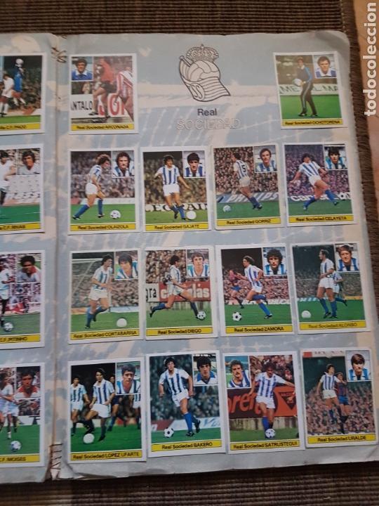 Álbum de fútbol completo: Album completo liga este 81 82 1981 1982 con cromos dificiles - Foto 20 - 95347150