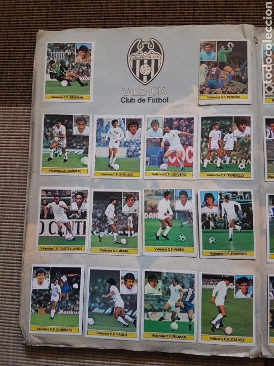 Álbum de fútbol completo: Album completo liga este 81 82 1981 1982 con cromos dificiles - Foto 21 - 95347150