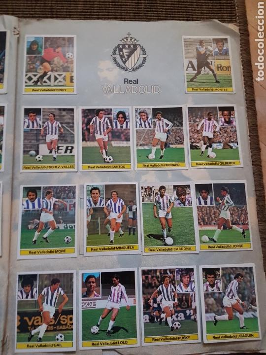 Álbum de fútbol completo: Album completo liga este 81 82 1981 1982 con cromos dificiles - Foto 22 - 95347150