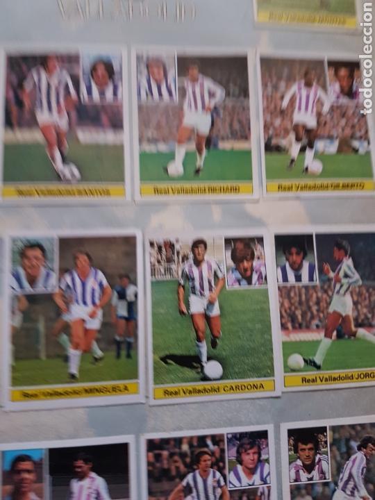 Álbum de fútbol completo: Album completo liga este 81 82 1981 1982 con cromos dificiles - Foto 23 - 95347150