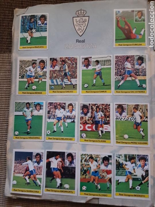 Álbum de fútbol completo: Album completo liga este 81 82 1981 1982 con cromos dificiles - Foto 24 - 95347150