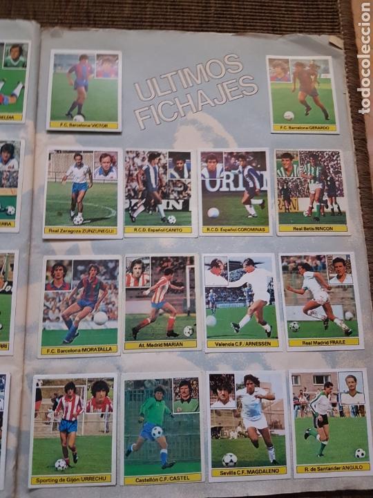 Álbum de fútbol completo: Album completo liga este 81 82 1981 1982 con cromos dificiles - Foto 25 - 95347150