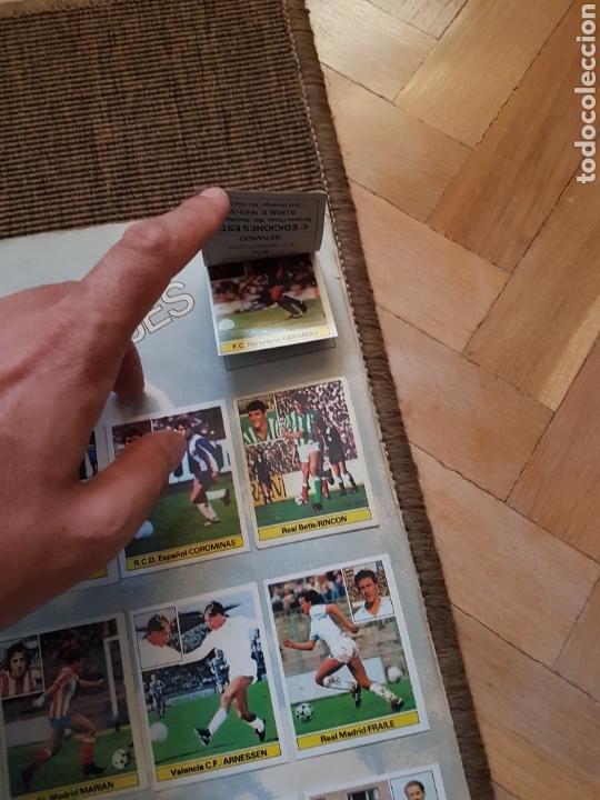 Álbum de fútbol completo: Album completo liga este 81 82 1981 1982 con cromos dificiles - Foto 27 - 95347150