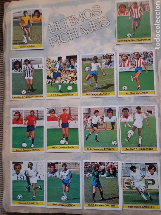 Álbum de fútbol completo: Album completo liga este 81 82 1981 1982 con cromos dificiles - Foto 28 - 95347150