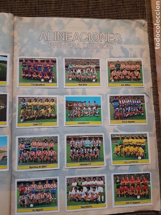 Álbum de fútbol completo: Album completo liga este 81 82 1981 1982 con cromos dificiles - Foto 30 - 95347150