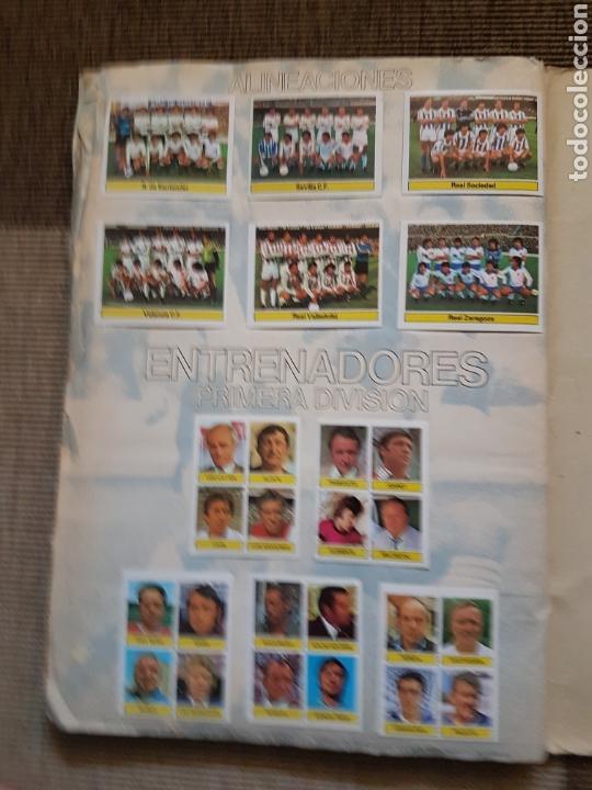 Álbum de fútbol completo: Album completo liga este 81 82 1981 1982 con cromos dificiles - Foto 31 - 95347150