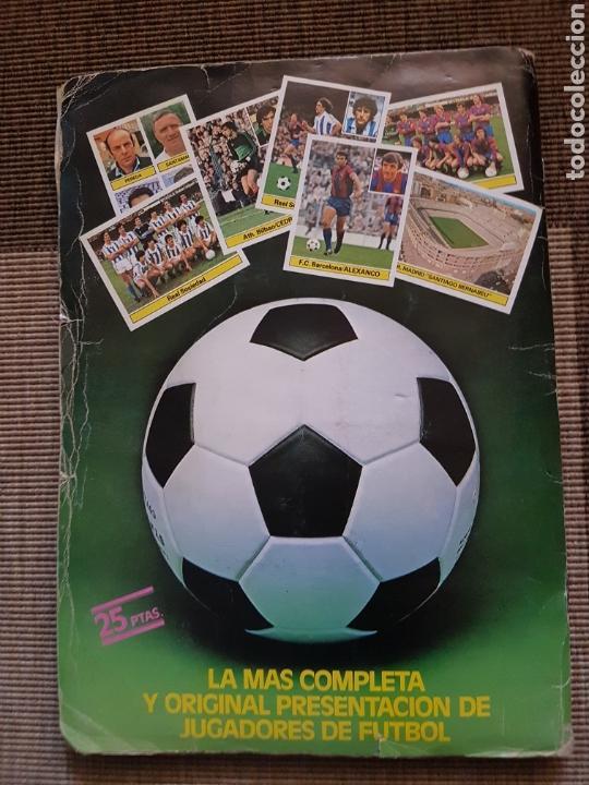 Álbum de fútbol completo: Album completo liga este 81 82 1981 1982 con cromos dificiles - Foto 32 - 95347150