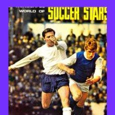 Álbum de fútbol completo: LIGA INGLESA 1968-69. Lote 95362355
