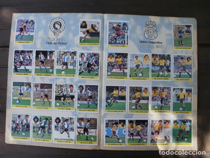 Álbum de fútbol completo: ALBUM LIGA ESTE 81-82 COMPLETO CON CROMOS DIFICILES - Foto 6 - 95605603