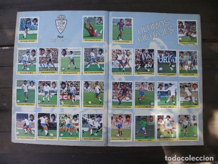 Álbum de fútbol completo: ALBUM LIGA ESTE 81-82 COMPLETO CON CROMOS DIFICILES - Foto 11 - 95605603