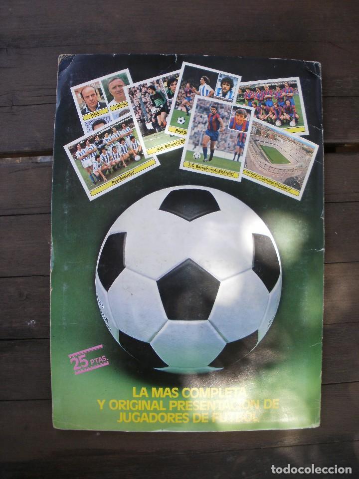 Álbum de fútbol completo: ALBUM LIGA ESTE 81-82 COMPLETO CON CROMOS DIFICILES - Foto 15 - 95605603