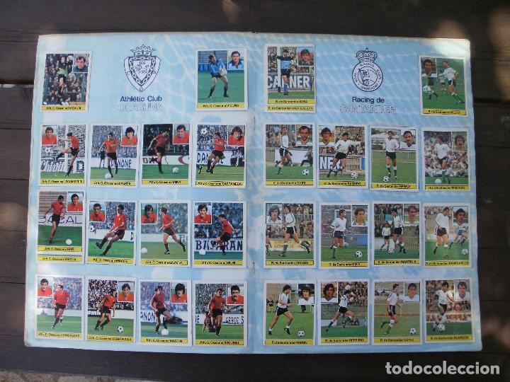 Álbum de fútbol completo: ALBUM LIGA ESTE 81-82 COMPLETO CON CROMOS DIFICILES - Foto 8 - 95606455