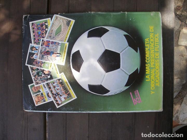 Álbum de fútbol completo: ALBUM LIGA ESTE 81-82 COMPLETO CON CROMOS DIFICILES - Foto 15 - 95606455