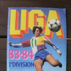 Álbum de fútbol completo: ALBUM ESTE 83-84 COMPLETO CON 327 CROMOS . Lote 95612343