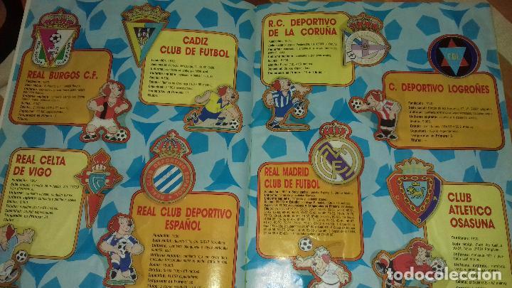 Álbum de fútbol completo: FUTBOL 92-93 - ESTRELLAS DE LA LIGA - PANINI - COMPLETO - Foto 2 - 82206596