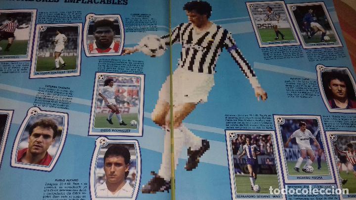 Álbum de fútbol completo: FUTBOL 92-93 - ESTRELLAS DE LA LIGA - PANINI - COMPLETO - Foto 4 - 82206596