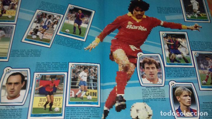 Álbum de fútbol completo: FUTBOL 92-93 - ESTRELLAS DE LA LIGA - PANINI - COMPLETO - Foto 5 - 82206596