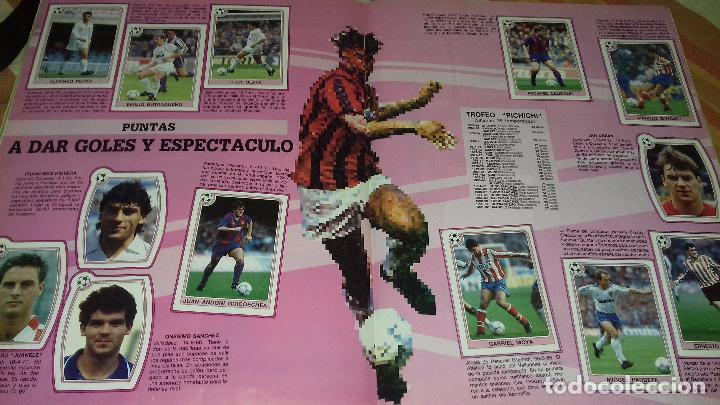 Álbum de fútbol completo: FUTBOL 92-93 - ESTRELLAS DE LA LIGA - PANINI - COMPLETO - Foto 6 - 82206596