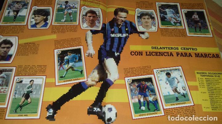 Álbum de fútbol completo: FUTBOL 92-93 - ESTRELLAS DE LA LIGA - PANINI - COMPLETO - Foto 7 - 82206596