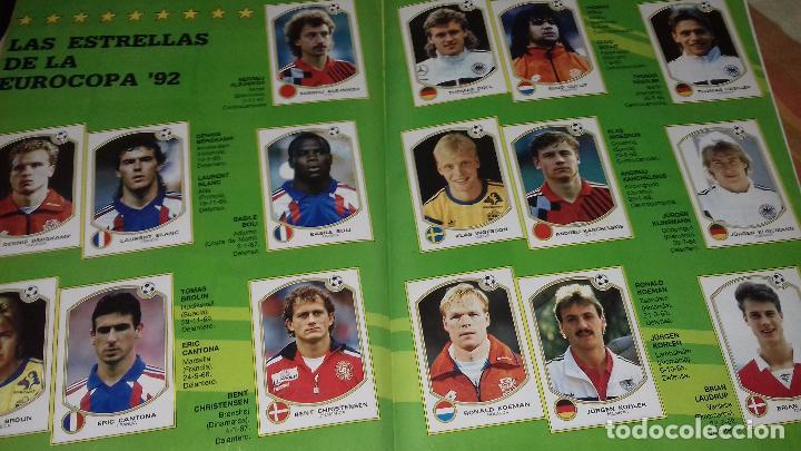 Álbum de fútbol completo: FUTBOL 92-93 - ESTRELLAS DE LA LIGA - PANINI - COMPLETO - Foto 8 - 82206596