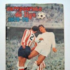 Álbum de fútbol completo: ALBUM 1972 1973 FHER DISGRA. CAMPEONATO LIGA 72 73. IRIBAR NOCTURNO. COMPLETO CROMOS, FALTA POSTER.. Lote 97144831