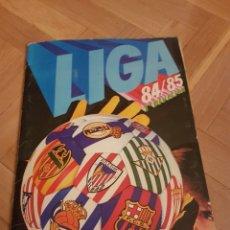 Álbum de fútbol completo: ÁLBUM COMPLETO LIGA ESTE 84 85 1984 1985 CON SALVA PATON, ADRIANO, CABALLERO, BILBAO, OREJUELA.... Lote 155083340