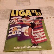 Álbum de fútbol completo: ÁLBUM LIGA ESTE 82/83 COMPLETO. Lote 97472366
