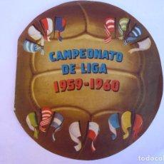 Álbum de fútbol completo: ALBUM CAMPEONATO DE LIGA 1959 - 1960. Lote 97693919