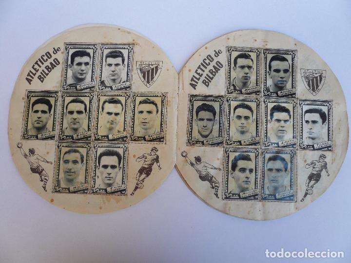 Álbum de fútbol completo: ALBUM CAMPEONATO DE LIGA 1959 - 1960 - Foto 4 - 97693919