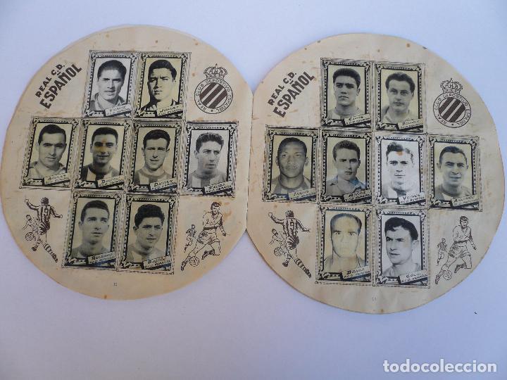 Álbum de fútbol completo: ALBUM CAMPEONATO DE LIGA 1959 - 1960 - Foto 9 - 97693919