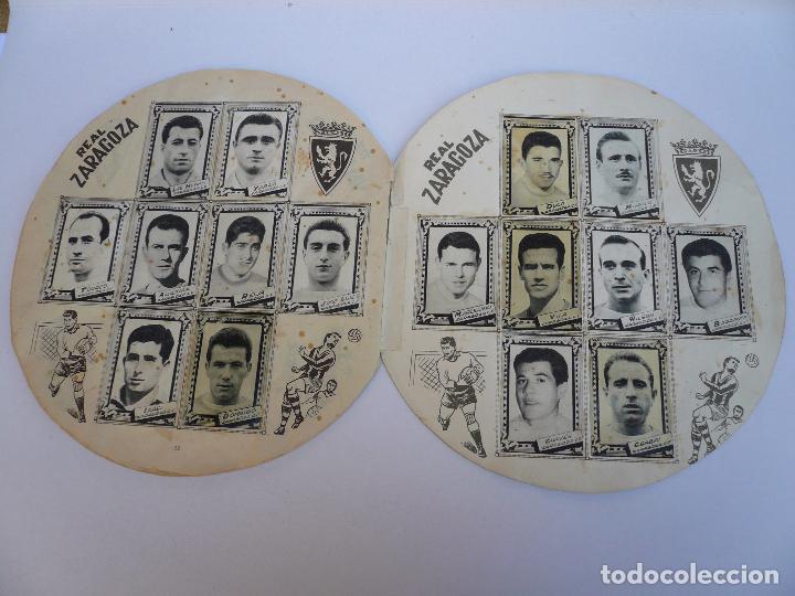 Álbum de fútbol completo: ALBUM CAMPEONATO DE LIGA 1959 - 1960 - Foto 19 - 97693919