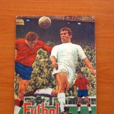 Álbum de fútbol completo: FÚTBOL 1ª Y 2ª DIVISIÓN, TEMPORADA 1968-1969, 68-69 - EDITORIAL FHER - COMPLETO. Lote 97699951