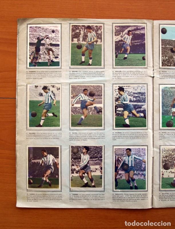 Álbum de fútbol completo: Álbum Fútbol y ases en acción - Exclusivas Triunfo 1959 - Completo - Foto 5 - 97761175