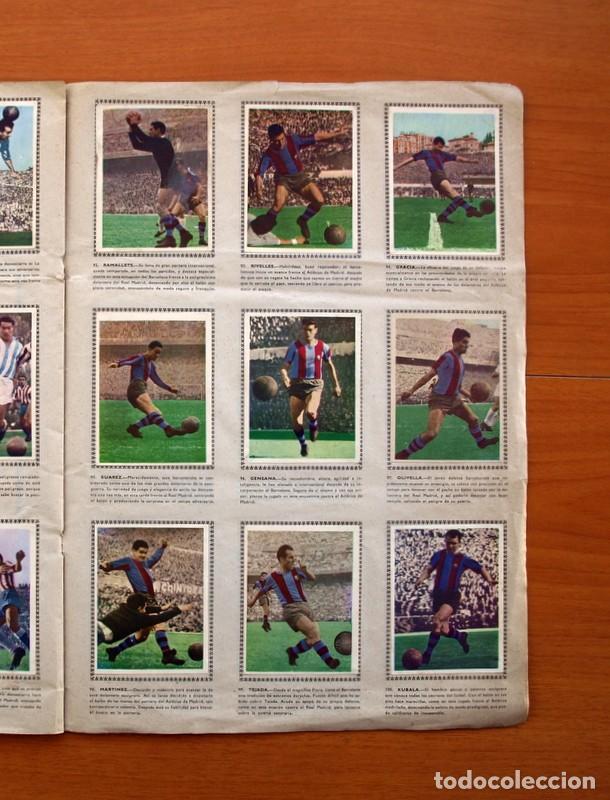 Álbum de fútbol completo: Álbum Fútbol y ases en acción - Exclusivas Triunfo 1959 - Completo - Foto 14 - 97761175