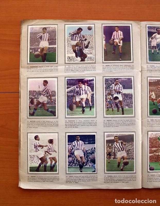 Álbum de fútbol completo: Álbum Fútbol y ases en acción - Exclusivas Triunfo 1959 - Completo - Foto 17 - 97761175