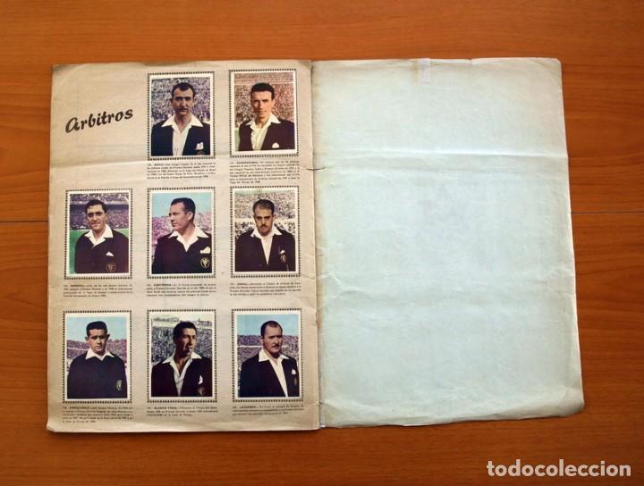 Álbum de fútbol completo: Álbum Fútbol y ases en acción - Exclusivas Triunfo 1959 - Completo - Foto 22 - 97761175