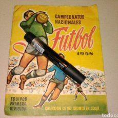 Caderneta de futebol completa: ALBUM RUIZ ROMERO 1958 COMPLETO. Lote 97809548