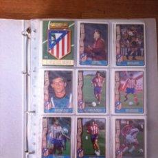 Álbum de fútbol completo: LAS FICHAS DE LA LIGA 96/97 AY 810 CROMOS. Lote 98045971