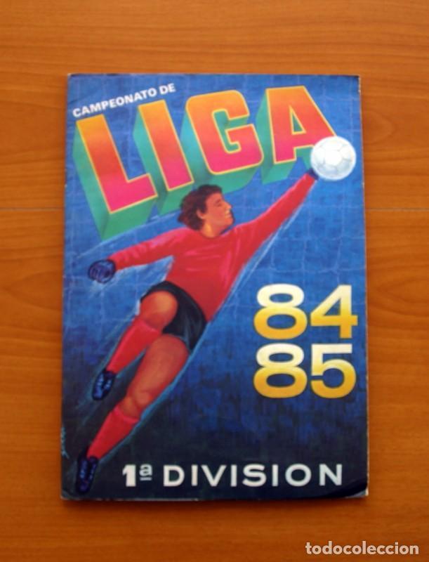 CAMPEONATO DE LIGA 1984-1985, 84-85 - CROMOS CANO - COMPLETO, MAS 109 CROMOS QUE VAN APARTE (Coleccionismo Deportivo - Álbumes y Cromos de Deportes - Álbumes de Fútbol Completos)