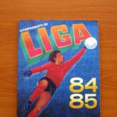 Álbum de fútbol completo: CAMPEONATO DE LIGA 1984-1985, 84-85 - CROMOS CANO - COMPLETO, MAS 109 CROMOS QUE VAN APARTE. Lote 98534527