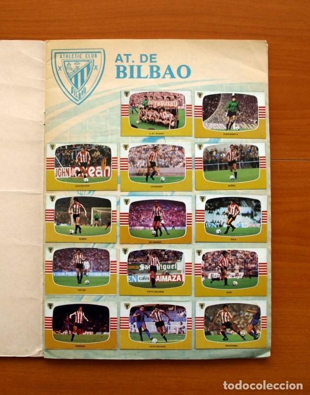 Álbum de fútbol completo: Campeonato de Liga 1984-1985, 84-85 - Cromos Cano - Completo, mas 109 cromos que van aparte - Foto 3 - 98534527