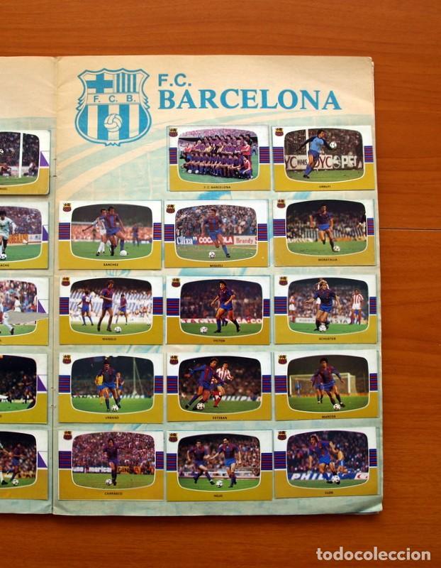 Álbum de fútbol completo: Campeonato de Liga 1984-1985, 84-85 - Cromos Cano - Completo, mas 109 cromos que van aparte - Foto 5 - 98534527