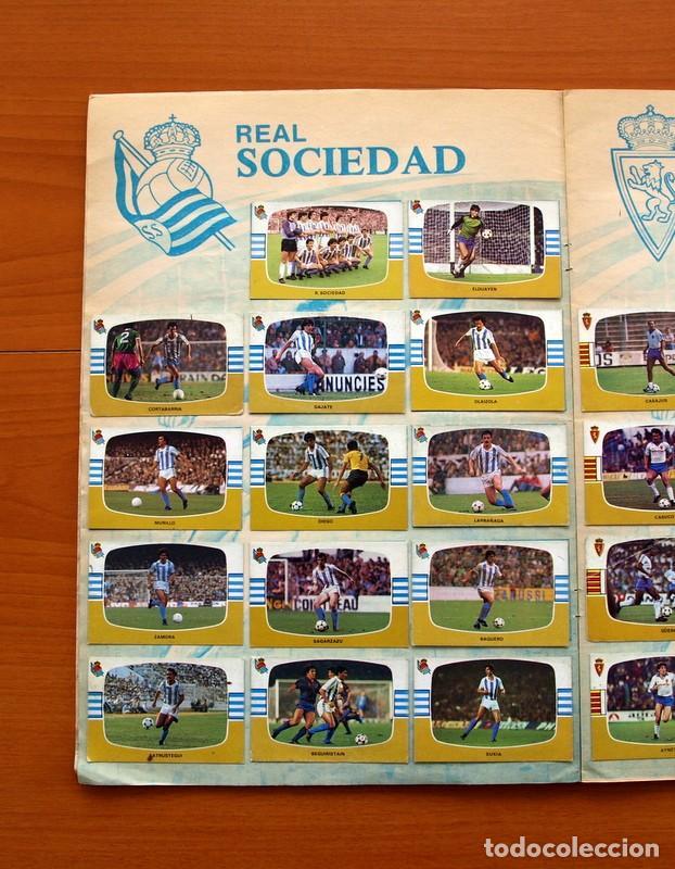Álbum de fútbol completo: Campeonato de Liga 1984-1985, 84-85 - Cromos Cano - Completo, mas 109 cromos que van aparte - Foto 8 - 98534527