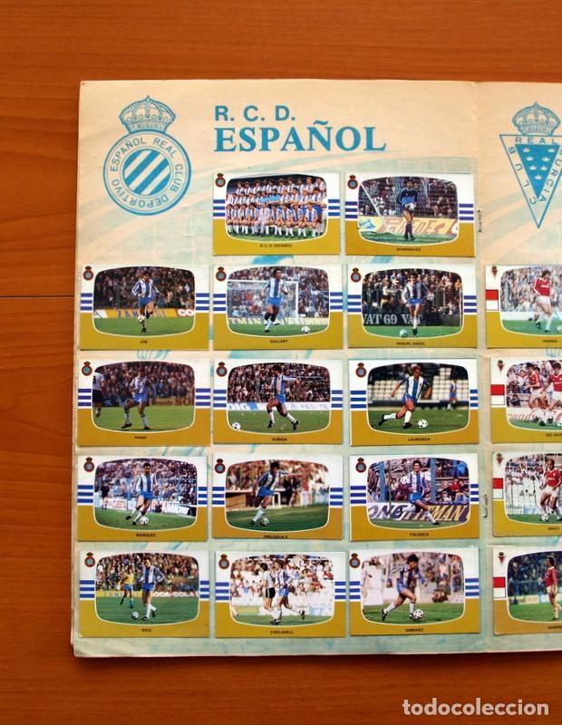 Álbum de fútbol completo: Campeonato de Liga 1984-1985, 84-85 - Cromos Cano - Completo, mas 109 cromos que van aparte - Foto 12 - 98534527