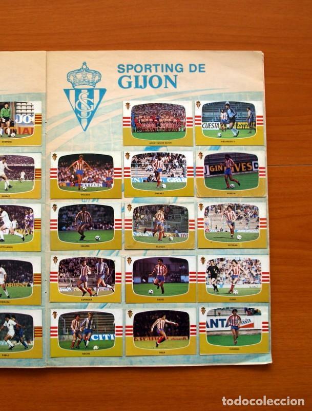 Álbum de fútbol completo: Campeonato de Liga 1984-1985, 84-85 - Cromos Cano - Completo, mas 109 cromos que van aparte - Foto 15 - 98534527