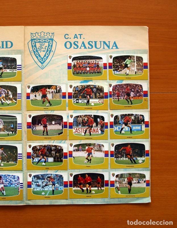 Álbum de fútbol completo: Campeonato de Liga 1984-1985, 84-85 - Cromos Cano - Completo, mas 109 cromos que van aparte - Foto 17 - 98534527