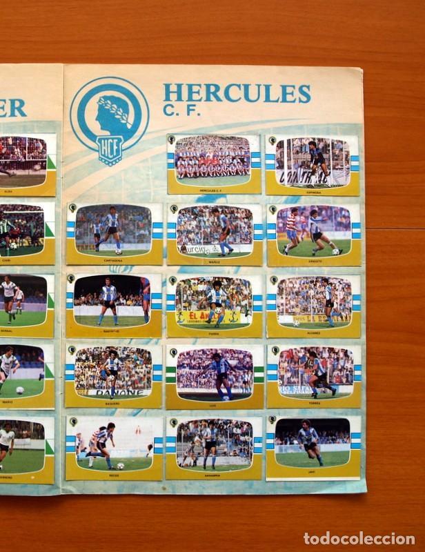 Álbum de fútbol completo: Campeonato de Liga 1984-1985, 84-85 - Cromos Cano - Completo, mas 109 cromos que van aparte - Foto 19 - 98534527