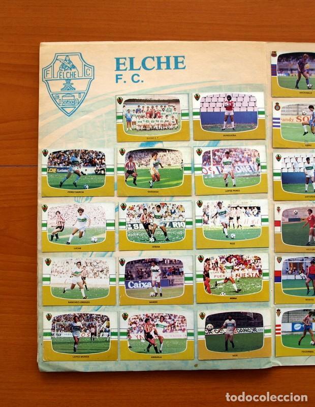 Álbum de fútbol completo: Campeonato de Liga 1984-1985, 84-85 - Cromos Cano - Completo, mas 109 cromos que van aparte - Foto 20 - 98534527